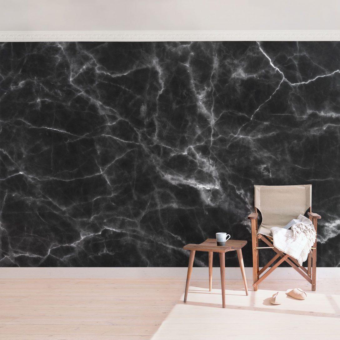 Large Size of Küchentapete Marmor Tapete Nero Carrara Vlies Wandtapete Breit Wohnzimmer Küchentapete