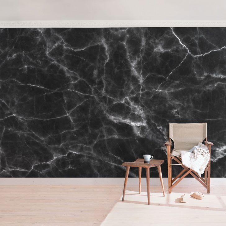 Medium Size of Küchentapete Marmor Tapete Nero Carrara Vlies Wandtapete Breit Wohnzimmer Küchentapete