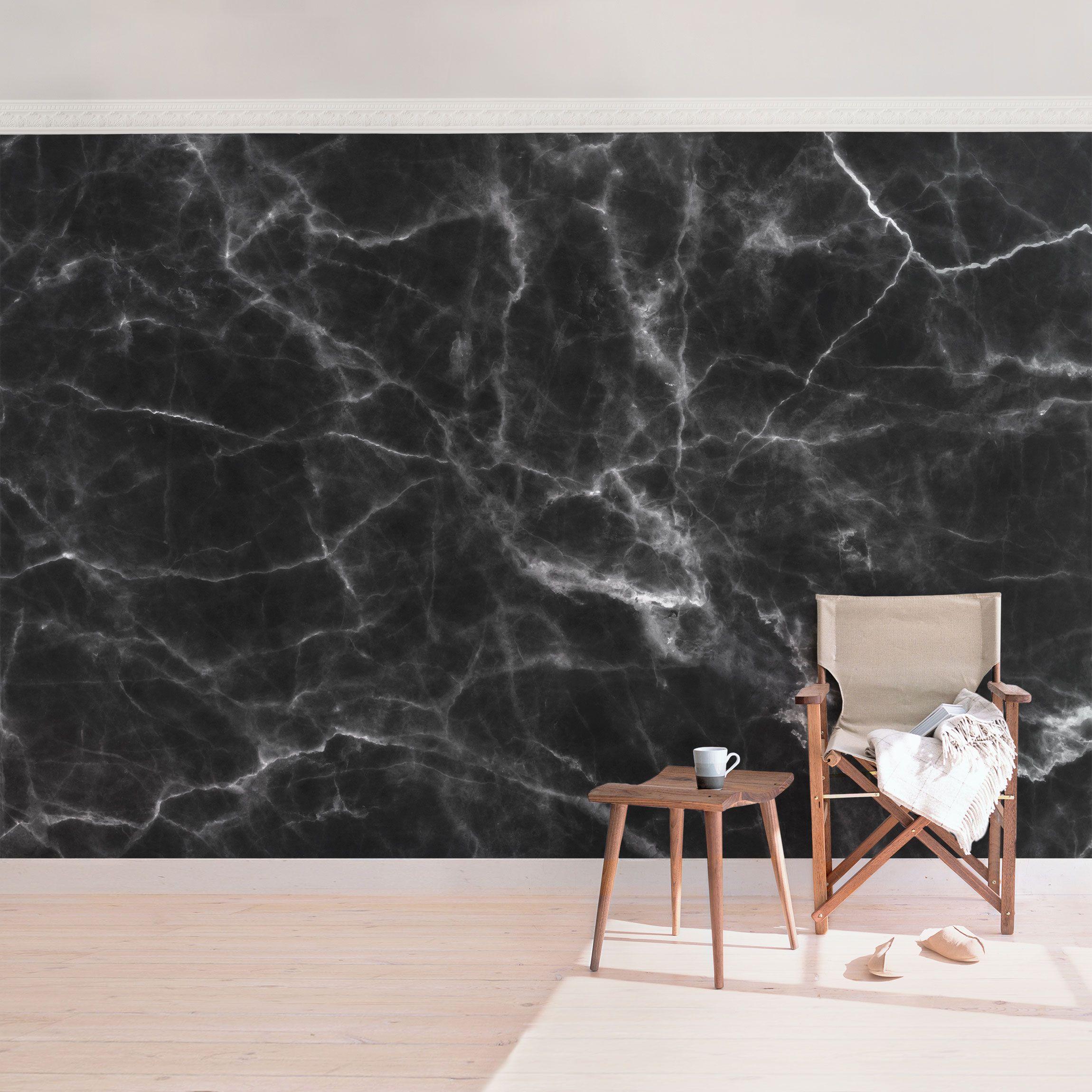 Full Size of Küchentapete Marmor Tapete Nero Carrara Vlies Wandtapete Breit Wohnzimmer Küchentapete