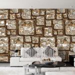 Wohnzimmer Tapeten Wohnzimmer Tapeten Gold Design Von Mowade Wohnzimmer Deckenleuchten Led Lampen Für Küche Deko Beleuchtung Die Deckenleuchte Teppiche Poster Landhausstil Schrankwand