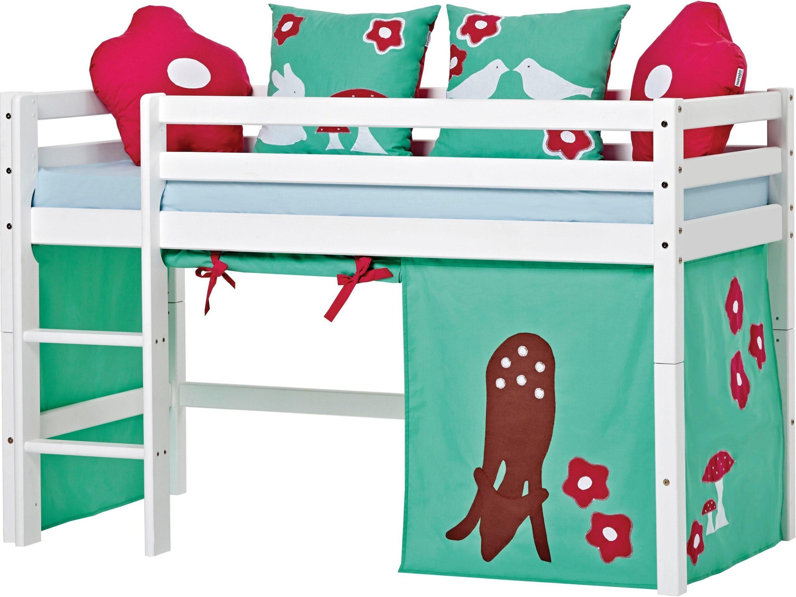 Full Size of Baby Kinderzimmer Komplett 3tlg Bett Forest Halbhohes Hoppekids Inspire Kindermbel Schlafzimmer Günstig Regal Weiß Günstige Bad Komplettset Massivholz Mit Kinderzimmer Baby Kinderzimmer Komplett
