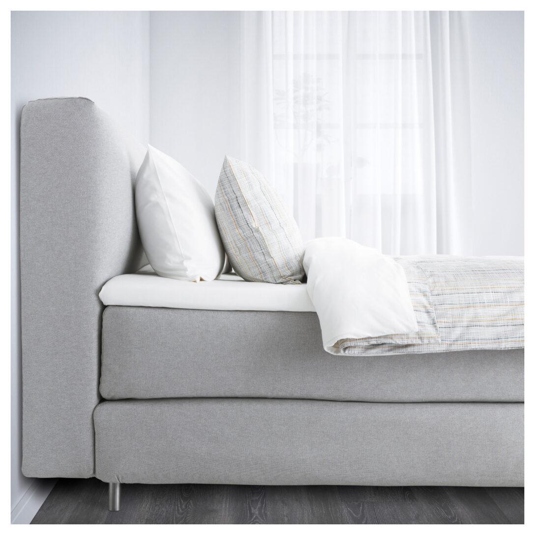 Large Size of Boxspringbett Ikea Mjlvik Von Der Groe Bettentest Miniküche Küche Kosten Sofa Mit Schlaffunktion Modulküche Betten 160x200 Bei Schlafzimmer Set Kaufen Wohnzimmer Boxspringbett Ikea