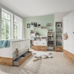 Kinderzimmer Komplett Günstig Babyzimmer Set 4 Teilig Wei Plankeneiche Gnstig Günstige Betten 180x200 Einbauküche Regale Kaufen Garten Loungemöbel Kinderzimmer Kinderzimmer Komplett Günstig