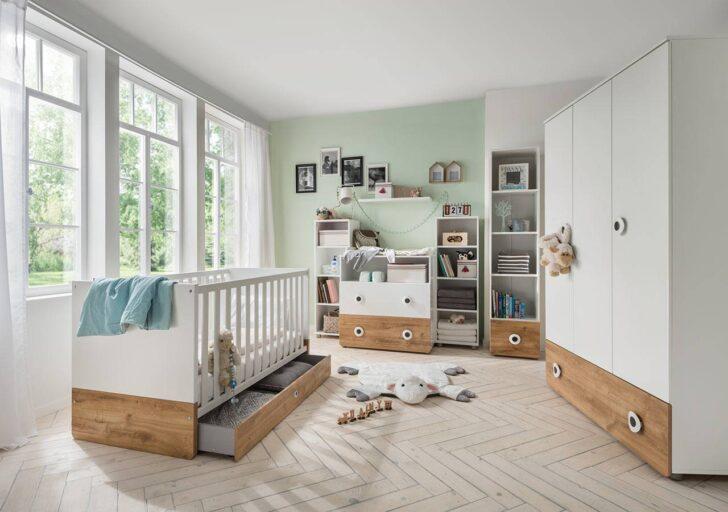 Medium Size of Kinderzimmer Komplett Günstig Babyzimmer Set 4 Teilig Wei Plankeneiche Gnstig Günstige Betten 180x200 Einbauküche Regale Kaufen Garten Loungemöbel Kinderzimmer Kinderzimmer Komplett Günstig