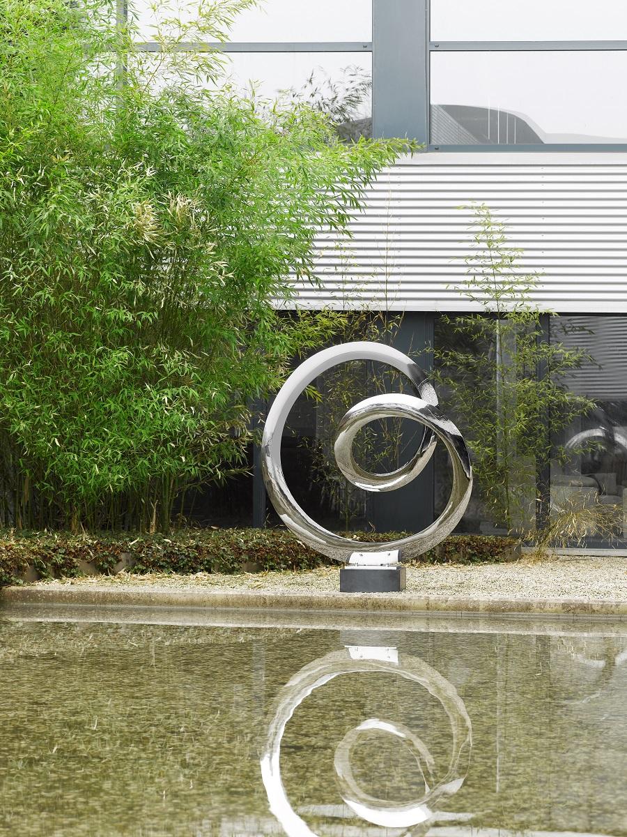 Full Size of Pure Picasa Edelstahl Skulptur Gnstig Online Kaufen Gerätehaus Garten Schaukel Für Mein Schöner Abo Ecksofa Led Spot Hängesessel Mastleuchten Wohnzimmer Skulptur Garten