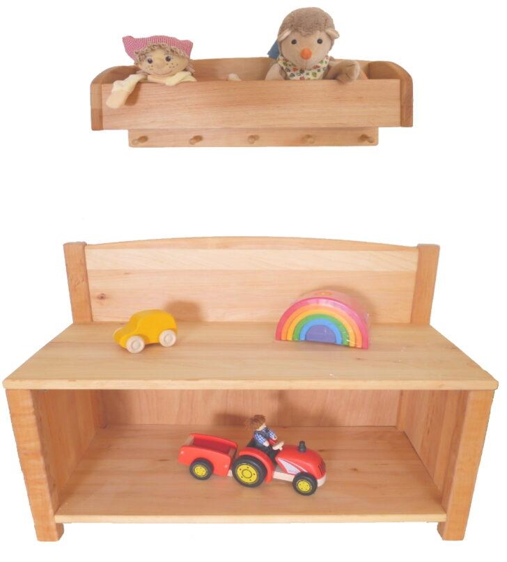Medium Size of Garderobe Kinderzimmer Kindergarderoben Set Mtzenablage Holz Spielzeug Peitz Regal Regale Sofa Weiß Kinderzimmer Garderobe Kinderzimmer
