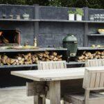 Outdoor Küche Selber Bauen Eine Gartenkche Tipps Sitzbank Mit Lehne Edelstahlküche Gebraucht Komplette Nobilia Kleine Einbauküche Bartisch Einhebelmischer Wohnzimmer Outdoor Küche Selber Bauen