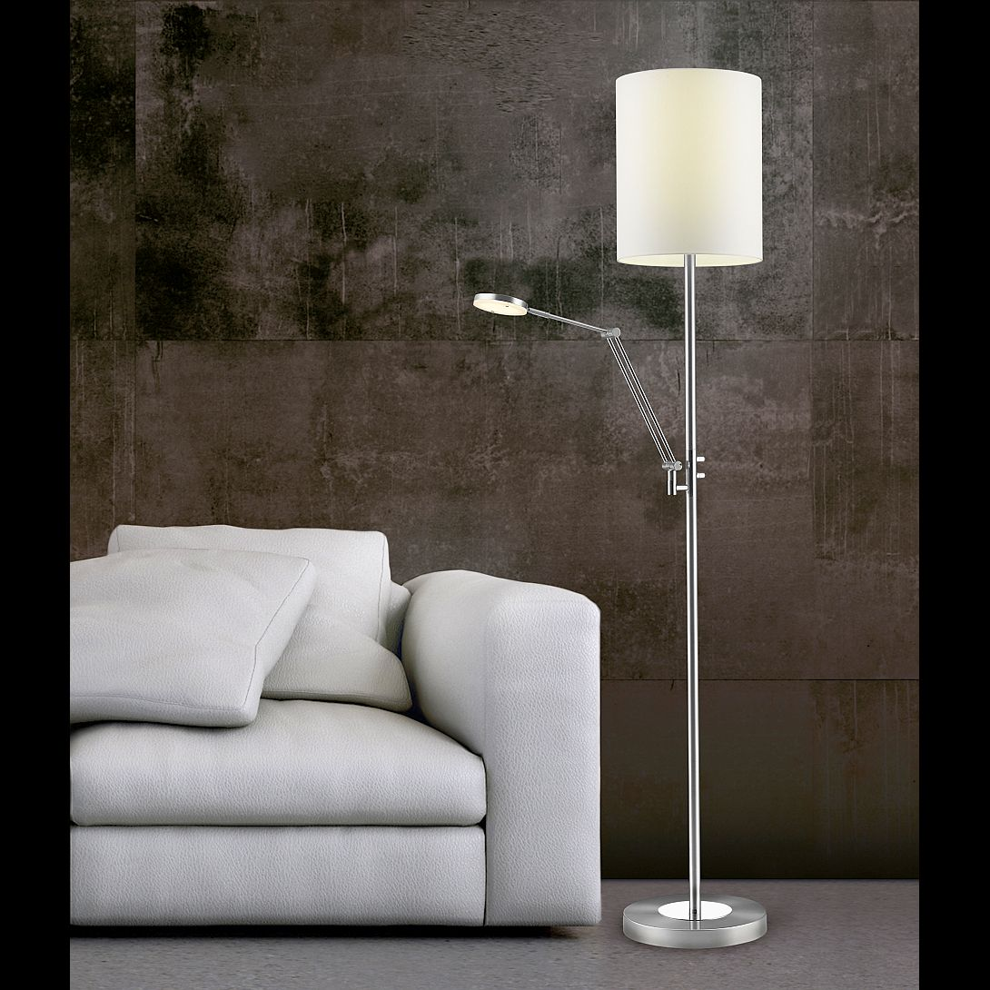Full Size of Stehlampe Dimmbar Led Leseleuchte Mit Variabler Lichtfarbe Wohnzimmer Stehlampen Schlafzimmer Wohnzimmer Stehlampe Dimmbar