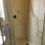 Fliesen Dusche Dusche Fliesen Dusche Gefliest Mit Groformatige 300 100 Cm Ihre Behindertengerechte Raindance Moderne Duschen Begehbare Grohe Fliesenspiegel Küche Glas Selber Machen