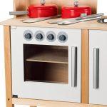 Holzküchen Holzkche Jette Inklusive Zubehr Ernstings Family Wohnzimmer Holzküchen