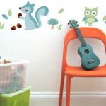 Kinderzimmer Wanddeko Kinderzimmer Wie Dekoriere Ich Das Kinderzimmer Babyartikelde Magazin Sofa Regal Weiß Regale Wanddeko Küche