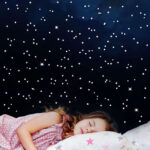60 Stck Leuchtsterne Inkl Decoratie Voor Kinderen Mond Kinderzimmer Regal Regale Sofa Weiß Kinderzimmer Sternenhimmel Kinderzimmer