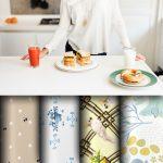 Küchentapeten Kuechen Tapete Grflich Mnstersche Manufaktur Wohnzimmer Küchentapeten