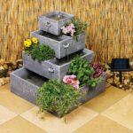 Gartenbrunnen Solar Wohnzimmer Gartenbrunnen Solar Tolle Und Gnstige Dekorationsideen