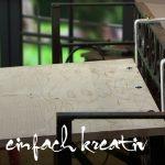 Wandklapptisch Selber Bauen Klapptisch Fr Den Balkon Diy Einfach Kreativ Youtube Küche Kopfteil Bett Pool Im Garten Bodengleiche Dusche Einbauen Machen Velux Wohnzimmer Wandklapptisch Selber Bauen