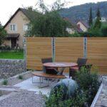 Sichtschutz Garten Wpc Fenster Sichtschutzfolie Einseitig Durchsichtig Im Für Sichtschutzfolien Holz Wohnzimmer Hochbeet Sichtschutz