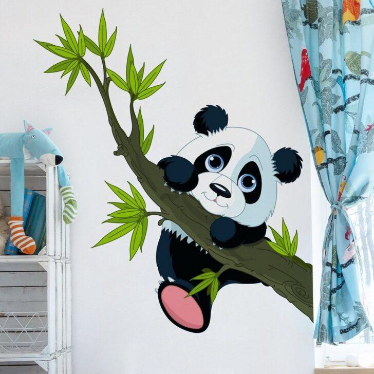 Medium Size of Wandtatoo Kinderzimmer Bilderwelten Wandtattoo Kletternder Panda Online Küche Regal Regale Weiß Sofa Kinderzimmer Wandtatoo Kinderzimmer