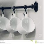 Küchenwand Wohnzimmer Küchenwand Kaffeetassen