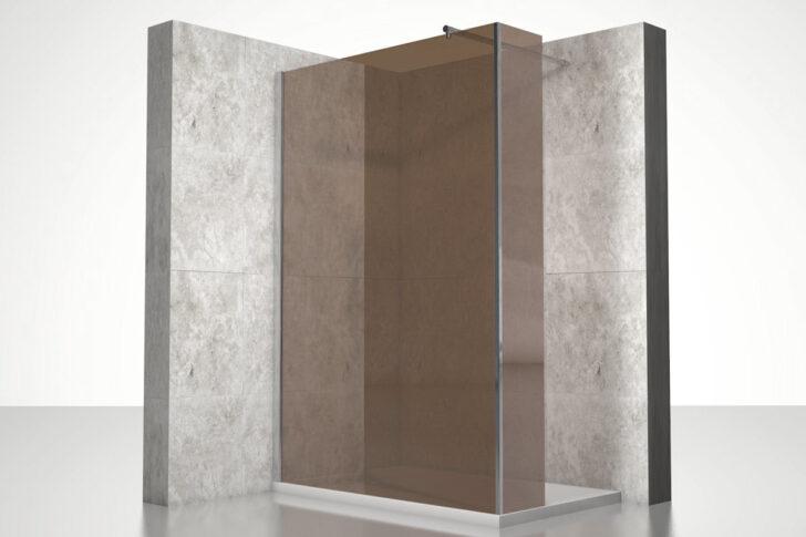 Medium Size of Bronze Duschkabine Glas Konfigurieren Begehbare Dusche Schulte Duschen Werksverkauf Bodengleich Haltegriff Einbauen Fliesen Siphon Glasabtrennung Kaufen Dusche Glasabtrennung Dusche
