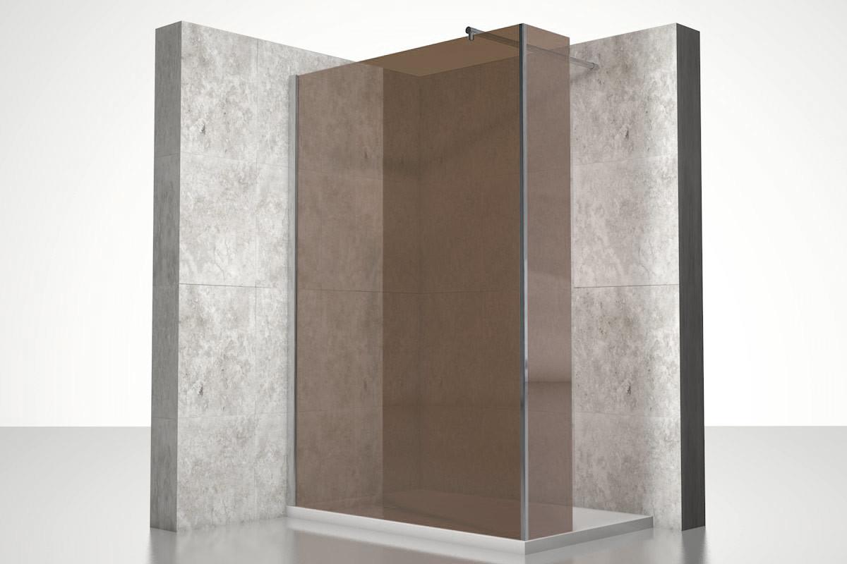 Full Size of Bronze Duschkabine Glas Konfigurieren Begehbare Dusche Schulte Duschen Werksverkauf Bodengleich Haltegriff Einbauen Fliesen Siphon Glasabtrennung Kaufen Dusche Glasabtrennung Dusche