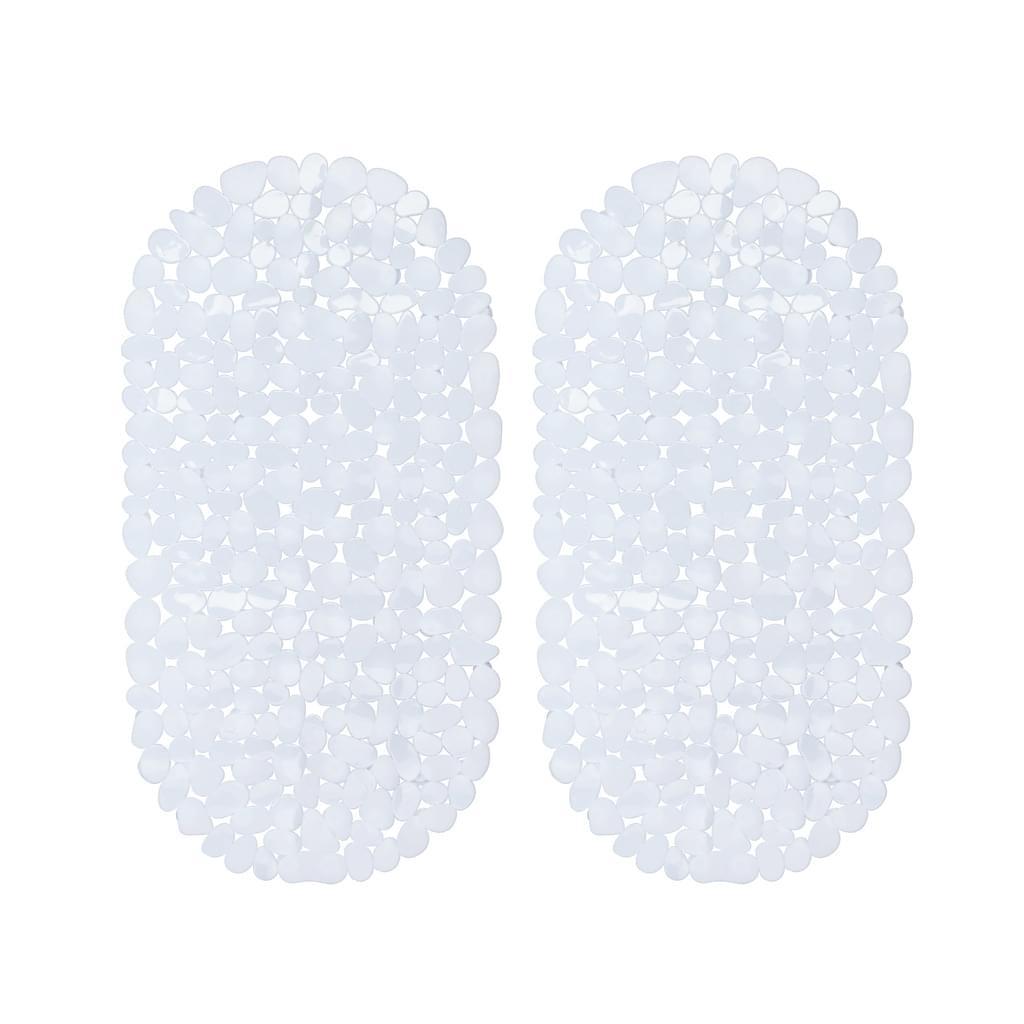 Full Size of Antirutschmatte Dusche Test Ikea Rossmann Waschbar Schimmel Kinder Relaxdays 2badewanneneinlage Steinoptik Im Set Real Glaswand Bodengleich Bluetooth Dusche Antirutschmatte Dusche
