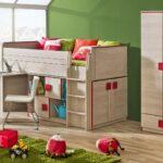 Kinderzimmer Hochbett Kinderzimmer Majugendzimmer Komplett Set Mit Hochbett Schreibtisch Regale Kinderzimmer Regal Weiß Sofa