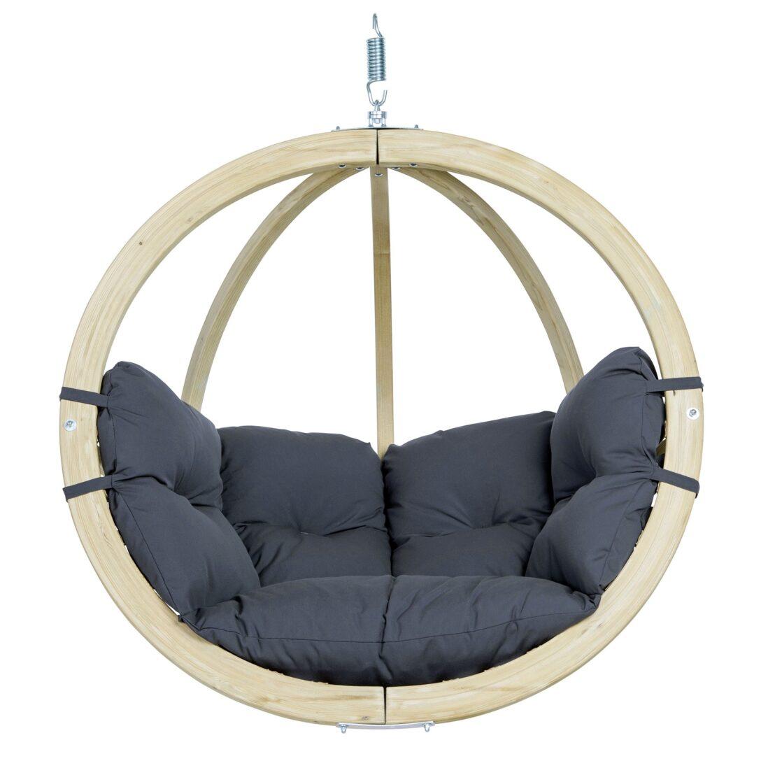 Large Size of Hängesessel Kinderzimmer Amazonas Hngesessel Globo Chair In Anthrazit Und Wetterfest Regal Weiß Regale Garten Sofa Kinderzimmer Hängesessel Kinderzimmer