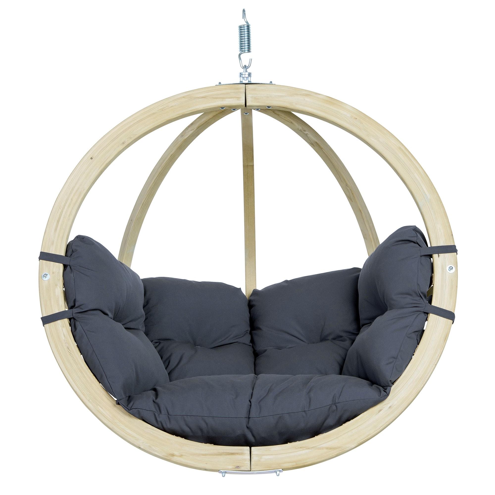 Full Size of Hängesessel Kinderzimmer Amazonas Hngesessel Globo Chair In Anthrazit Und Wetterfest Regal Weiß Regale Garten Sofa Kinderzimmer Hängesessel Kinderzimmer