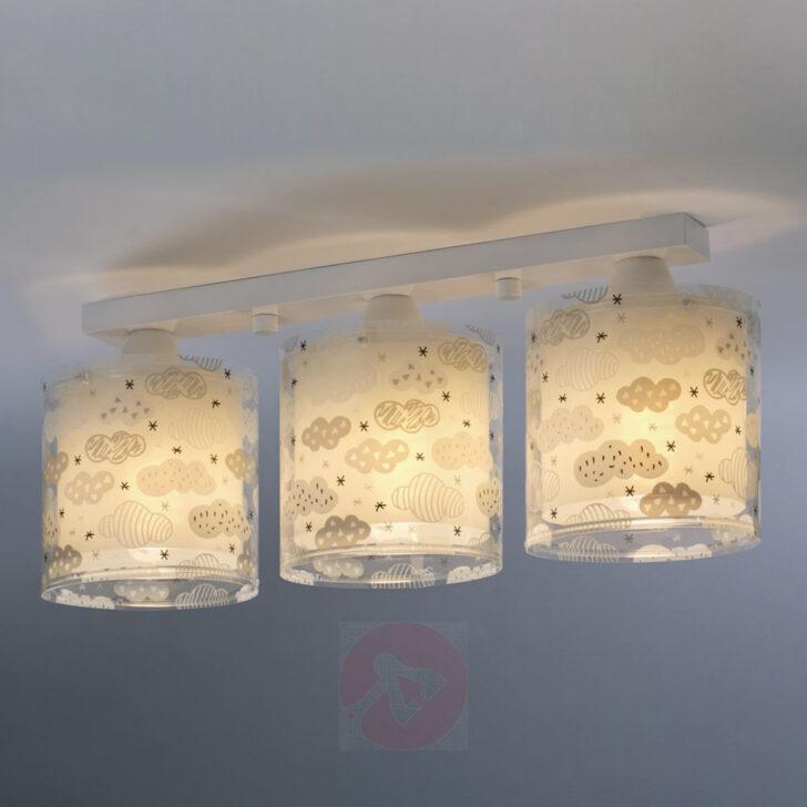 Medium Size of Deckenlampe Clouds Fr Kinderzimmer 3 Flammig Grau Kaufen Deckenlampen Für Wohnzimmer Modern Regal Sofa Weiß Regale Kinderzimmer Deckenlampen Kinderzimmer