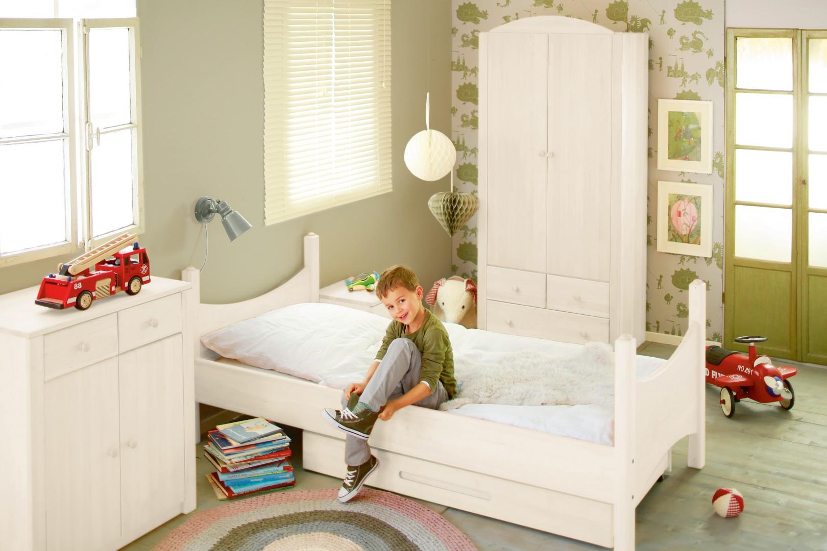 Full Size of Komplett Kinderzimmer Bioset Noah Wei Lasiert Schlafzimmer Weiß Günstige Regal Dusche Set Wohnzimmer Bett 160x200 Guenstig 180x200 Mit Lattenrost Und Kinderzimmer Komplett Kinderzimmer