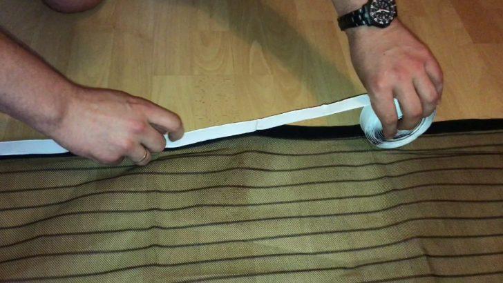 Medium Size of Fliegengitter Magnet Tr Anbringen Magnetisches Mosquito Netz An Für Fenster Maßanfertigung Magnettafel Küche Wohnzimmer Fliegengitter Magnet