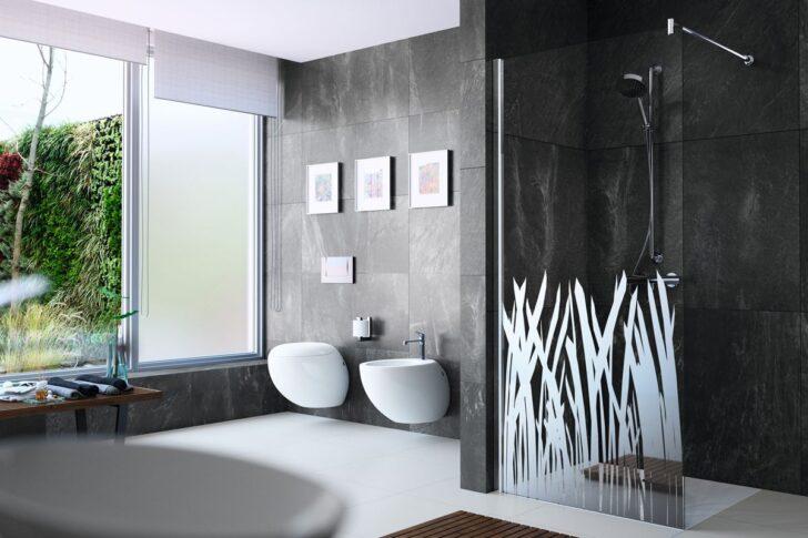 Medium Size of Hüppe Dusche Hppe Duschabtrennung Mit Chromdekor Ihr Sanitrinstallateur Behindertengerechte Bodengleiche Einbauen Antirutschmatte Einhebelmischer Bodenebene Dusche Hüppe Dusche