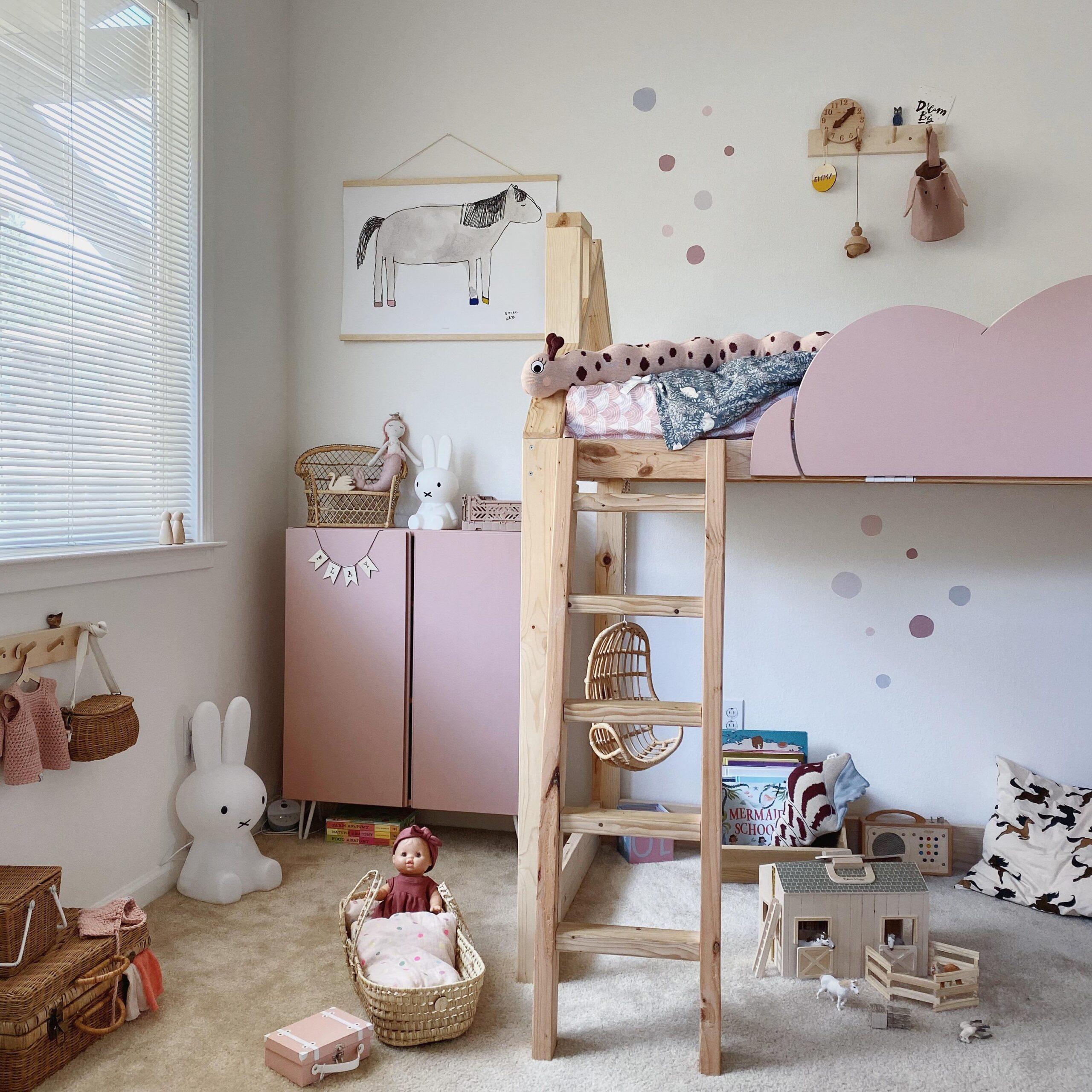 Full Size of Hochbetten Kinderzimmer Platzsparend Und Trotzdem Schn Sofa Regal Weiß Regale Kinderzimmer Hochbetten Kinderzimmer