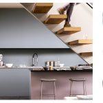 Küche Wandfarbe Fr Kche 55 Farbideen Und Beispiele Farbgestaltung Landhausküche Gebraucht Grau Hochglanz Sitzgruppe L Form Laminat Für Teppich Finanzieren Wohnzimmer Küche Wandfarbe