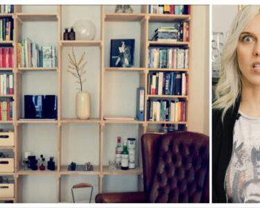 Großes Regal Regal Das Monster Regal Diy Youtube Industrie Schlafzimmer Holz Kaufen Metall Mit Rollen Kinderzimmer Weiß Hochglanz Leiter Kisten Für Getränkekisten Cd Regale