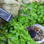 Gartenbrunnen Solar Wohnzimmer Solar Gartenbrunnen Pumpe Mit Akku Hornbach Bauhaus Solarbrunnen Obi
