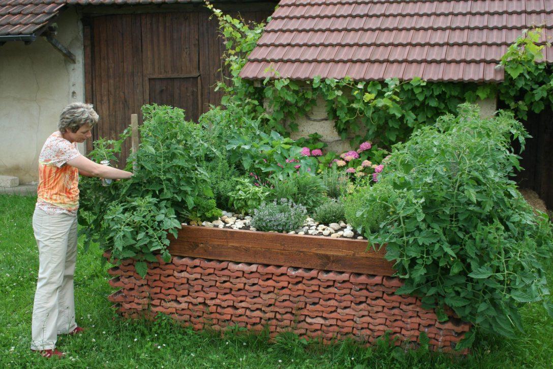 Large Size of Hochbeet Aus Paletten Bauen Mit Anleitung Waschbr Magazin Garten Relaxsessel Aldi Wohnzimmer Hochbeet Aldi