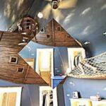 Piraten Kinderzimmer Kinderzimmer Kinderzimmer Gestalten Ein Echtes Piratenschiff Ldt Zu Regal Regale Weiß Sofa