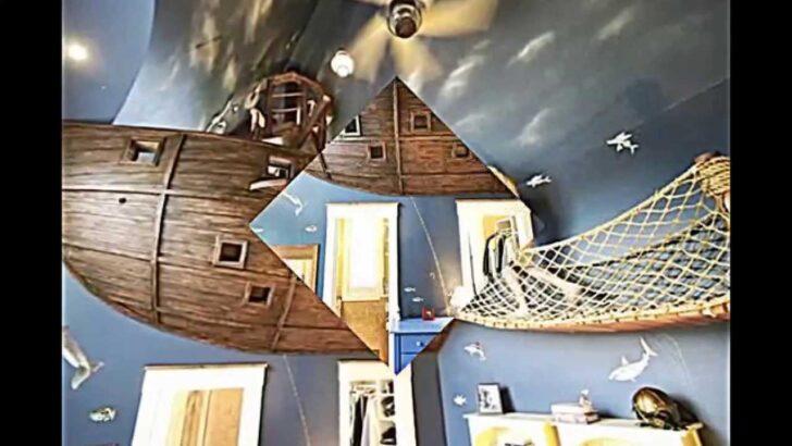 Medium Size of Kinderzimmer Gestalten Ein Echtes Piratenschiff Ldt Zu Regal Regale Weiß Sofa Kinderzimmer Piraten Kinderzimmer