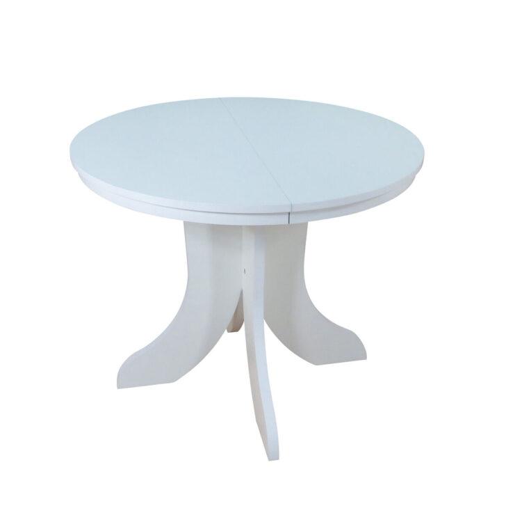 Medium Size of Betten Weiß Weißes Bett Esstisch Nussbaum 140x200 Massiver Oval Mit Schubladen Holz Regal Metall Glas Betonplatte Kleiner Musterring 90x200 Stühlen Kleines Esstische Esstisch Weiß Oval