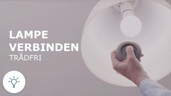 Medium Size of Ikea Lampen Tradfri Trdfri Lampe Hinzufgen Youtube Designer Esstisch Bad Led Küche Kosten Schlafzimmer Wohnzimmer Deckenlampen Badezimmer Sofa Mit Wohnzimmer Ikea Lampen