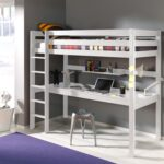 Kinderzimmer Hochbett Kinderzimmer Kinderbett Pino Hochbett 90 200 Cm Mit Schreibtisch Regal Kinderzimmer Sofa Weiß Regale
