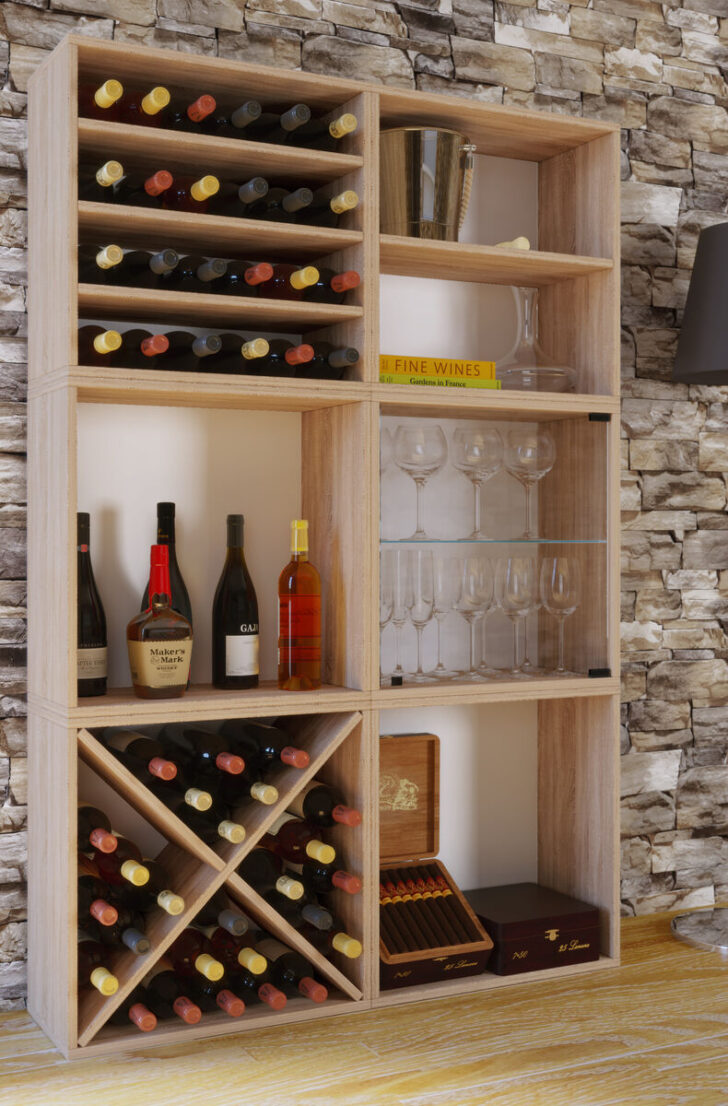 Medium Size of Wein Regal Vcm Regalserie Weinregal Weinschrank Weinflaschen Holzregal Küche Dachschräge Tv Günstig Rot Rustikal Schreibtisch 40 Cm Breit Regale Kaufen Cd Regal Wein Regal