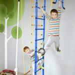 Sprossenwand Kinderzimmer Kinderzimmer Sprossenwand Kinderzimmer Nirosport Fittop M1 Indoor Klettergerst Fr Regal Weiß Sofa Regale