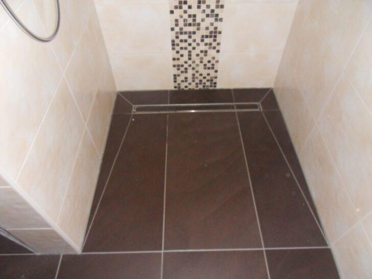 Medium Size of Bodengleiche Dusche Groe Fliesen Duschrinne Begehbare Moderne Duschen Einbauen Mischbatterie Breuer Siphon Nachträglich Unterputz Behindertengerechte Dusche Bodenebene Dusche