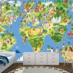 Vlies Xxl Poster Fototapete Tapete Weltkarte Erde Ebay Regale Kinderzimmer Regal Weiß Fototapeten Wohnzimmer Sofa Kinderzimmer Fototapeten Kinderzimmer