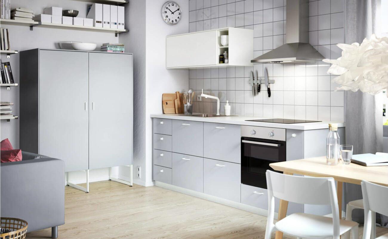 Full Size of Küchenschrank Ikea Farbkonzepte Fr Kchenplanung 12 Neue Ideen Und Bilder Von Küche Kaufen Betten Bei Kosten 160x200 Modulküche Sofa Mit Schlaffunktion Wohnzimmer Küchenschrank Ikea