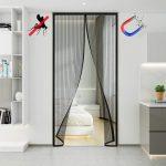 Fliegengitter Magnet Wohnzimmer Magnetvorhang Klettband Selbstklebend Full Frame Balkontr Fliegengitter Fenster Magnettafel Küche Für Maßanfertigung