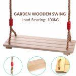 Gartenschaukel Erwachsene Wohnzimmer Holz Garten Schaukel Outdoor Indoor Spiele Baum Hngen