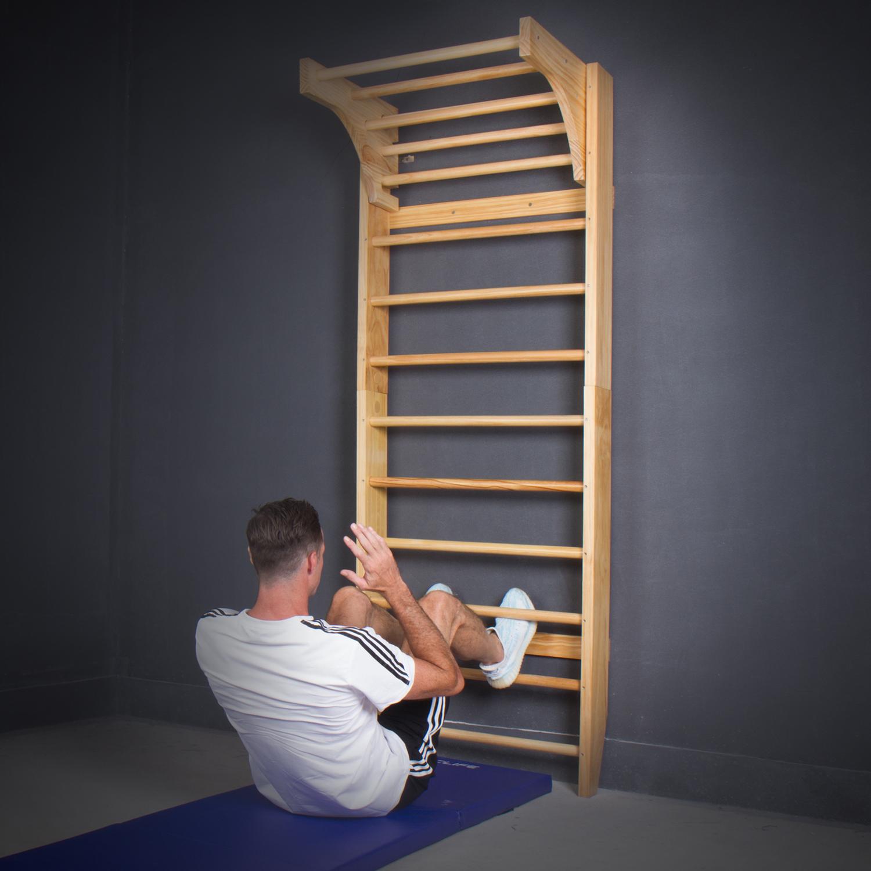 Full Size of Klettergerüst Indoor Sprossenwand Kletterwand Turnwand Klettergerst Turngerte Holz Garten Wohnzimmer Klettergerüst Indoor